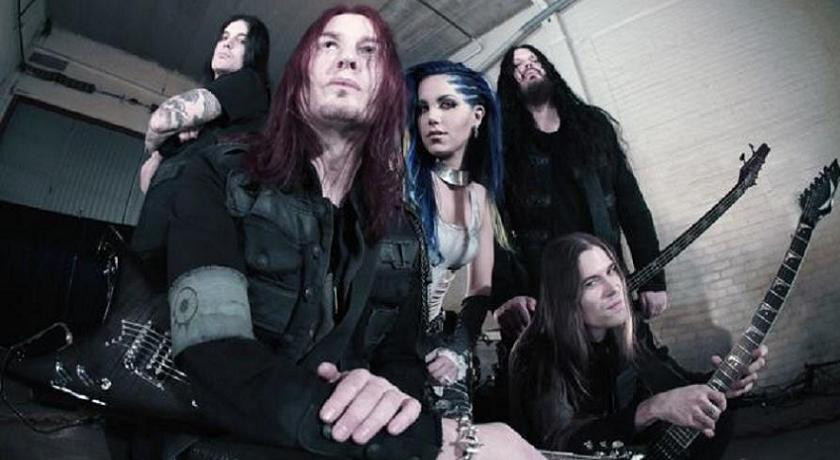 Arch Enemy en Madrid