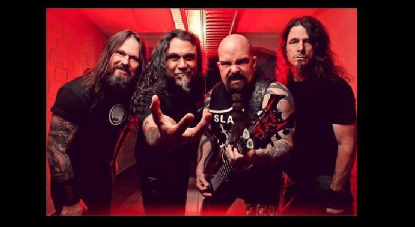 Se cancela el concierto de Slayer