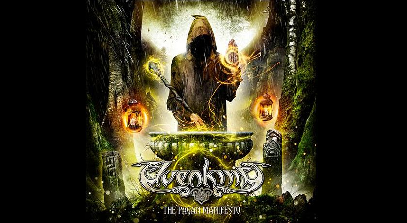 "Nuevo disco de Elvenking ""The Pagan Manifesto"""