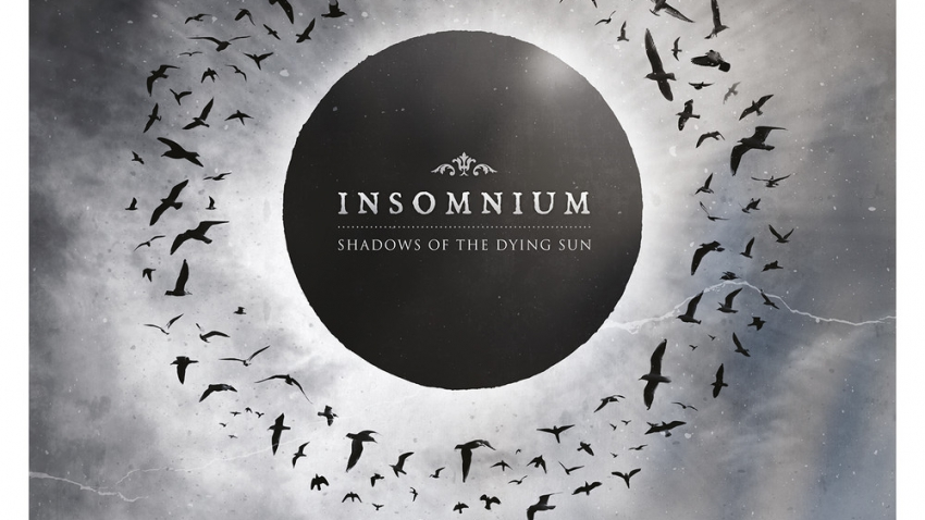 Shadows Of The Dying Sun
