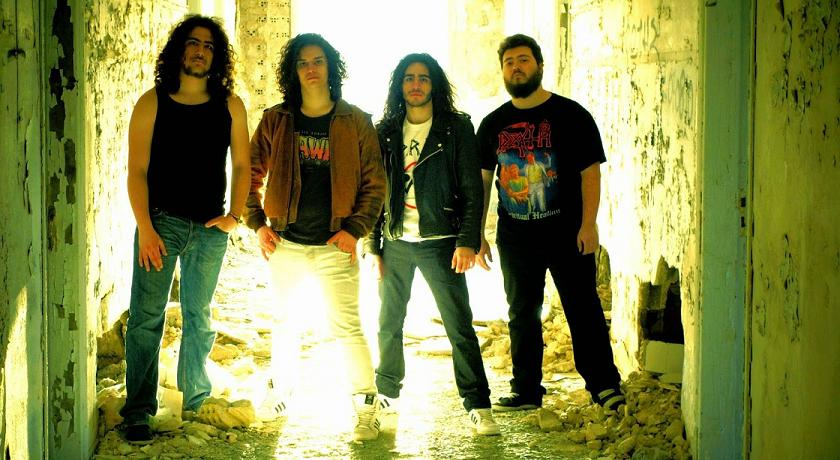 Akmen-Thrash Metal desde Grecia