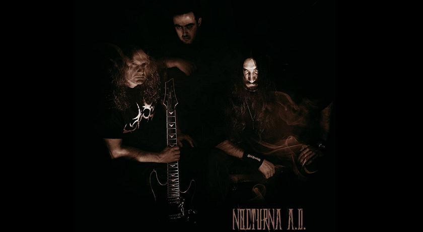 Nocturna A.D. – Death Metal Melódico italiano