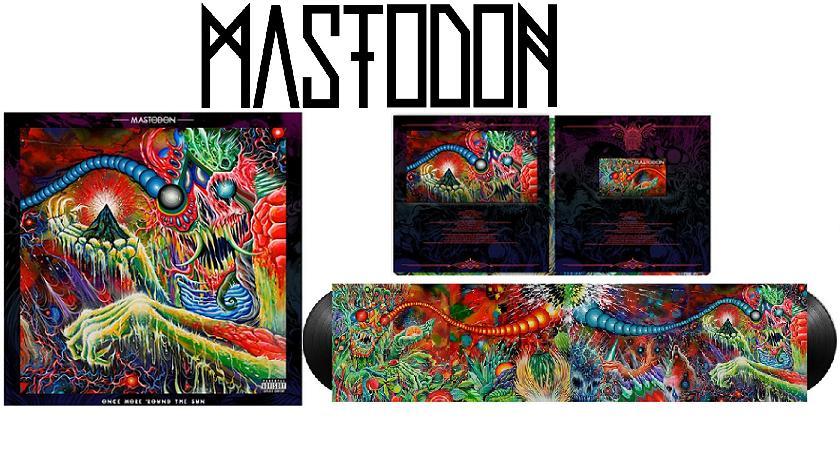 Mastodon Nuevo Disco