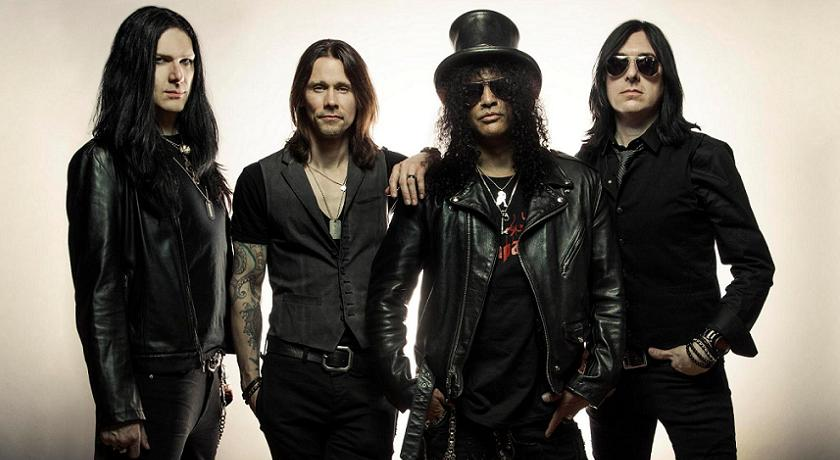 Single del nuevo disco de Slash