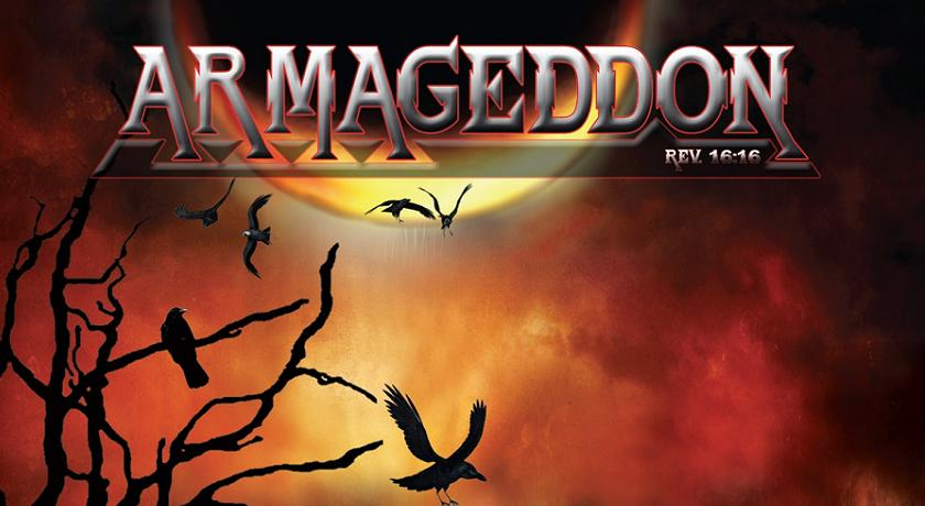 Armageddon Rev 16:16