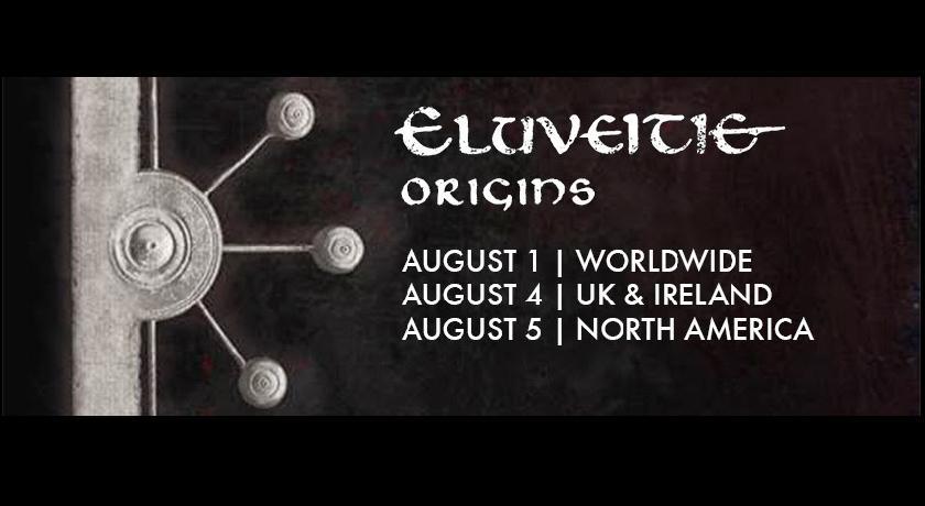 Nuevo disco de Eluveitie: Origins