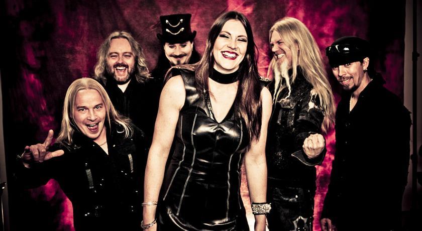 Nightwish va a sacar nuevo disco.