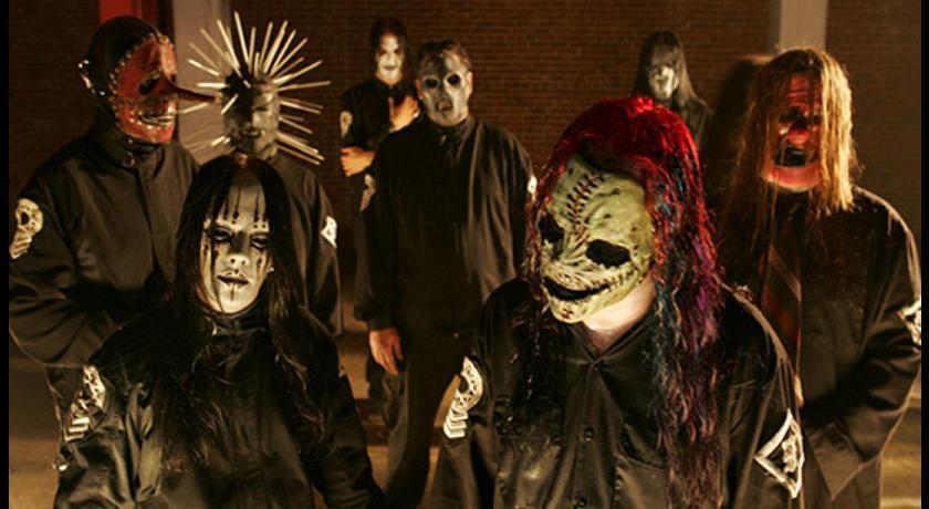 Adelantos del nuevo álbum de Slipknot