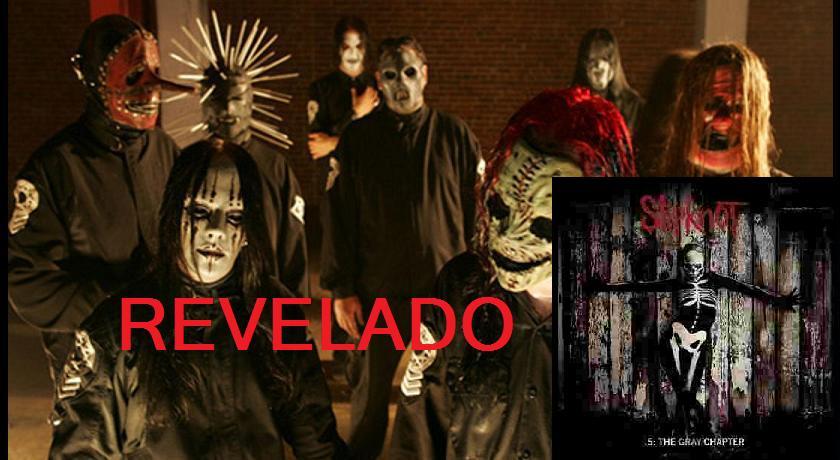 Desvelado nuevo álbum Slipknot
