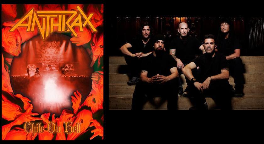 Nuevo directo de Anthrax