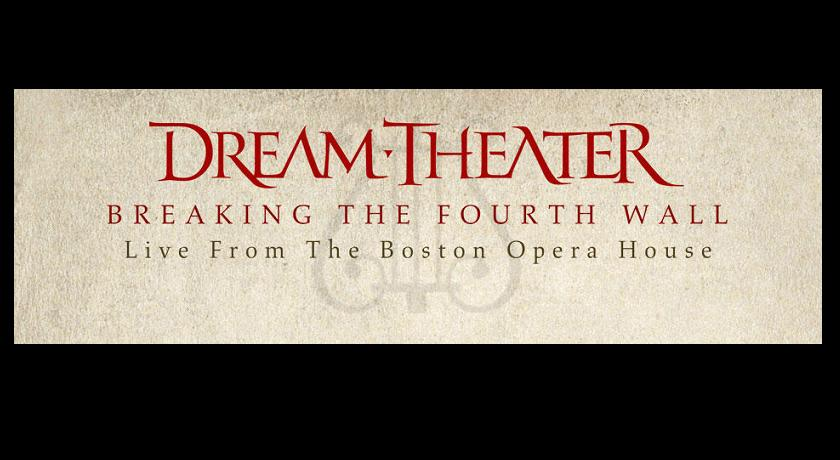 Nuevo DVD de Dream Theater