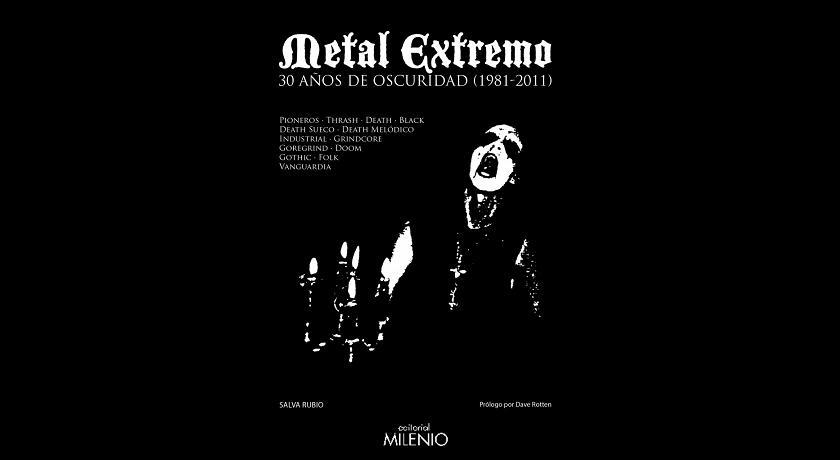 Metal Extremo 30 años de oscuridad