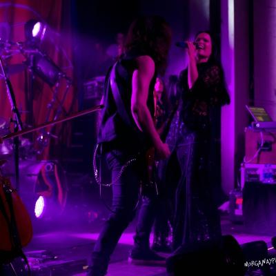 La sala Arena disfrutó con el concierto
