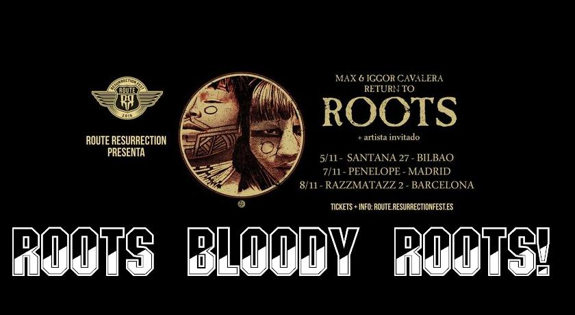 Tour Hnos. Calavalera: Return to Roots