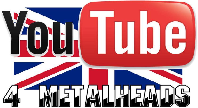 Metal YouTubers en Inglés
