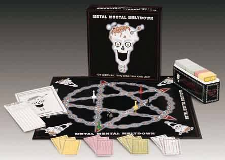 Board Metal Game Trivia