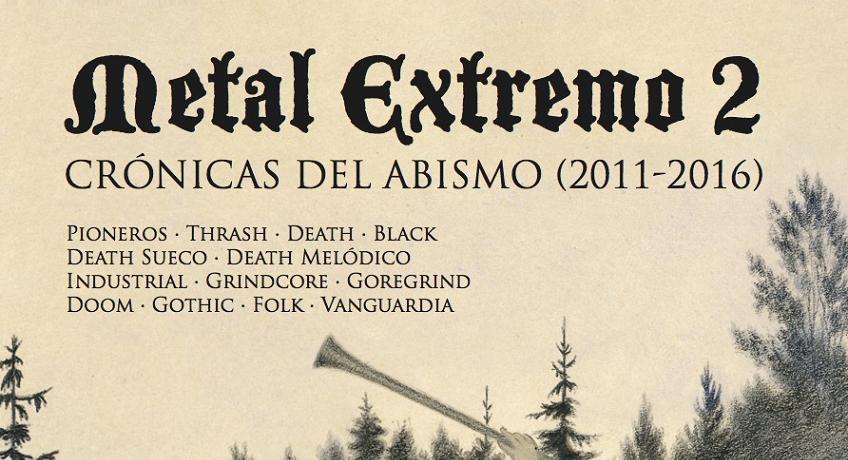 Entrevista con Salva Rubio Autor de Metal Extremo 2